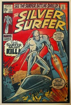 I love old comic book covers. They have the best dialogue.