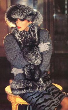Valentino, early 80s