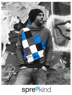 Hoodie+-Manukau-+von+Spreekind+auf+DaWanda.com