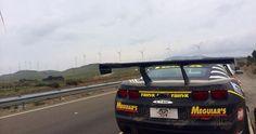 Ruta 5 Coquimbo. Parque Eólico