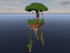 Tree of Life floating island