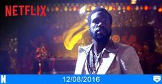 Lançamentos Netflix Sexta Feira 12/08/2016 - EExpoNews