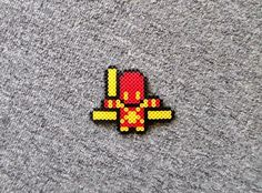 Long Black Fingers : Captain Planet, Man-Spider, Iron Spider Perler Beads