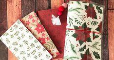 Echo Park, Blog, Diy, Gift Wrapping, Ideas, Gifts, Card Tutorials, Greeting Cards, Xmas