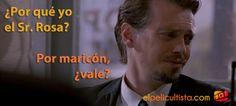 Frases de película: Reservoir Dogs