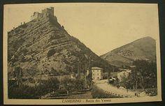 Camerino, Rocca Varano, inizio '900.