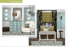 Jane Gianarelli's Idea Kit - rendering - other metro - Jane Gianarelli Interior Design