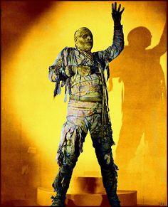 Colorized The Mummy\'s Tomb Lon Chaney Jr.jpg by dr-realart-md.deviantart.com on @deviantART