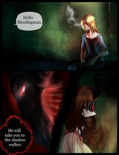 i eat pasta for breakfast pg. 103 by Chibi-Works on DeviantArt Ghost Stories For Kids, Ghost Stories Anime, Coldplay Ghost Stories, Creepy Stories, Creepy Pasta Comics, Dont Hug Me, Jeff The Killer, Creepypasta, Videos Funny