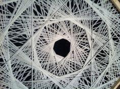 Vortex-X #string art