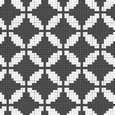 Tapestry Crochet Patterns, Fair Isle Knitting Patterns, Crochet Stitches Patterns, Knitting Charts, Crochet Chart, Filet Crochet, Knitting Designs, Knitting Stitches, Cross Stitch Patterns