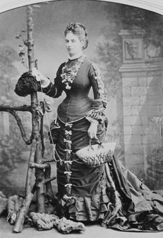 The Countess of Dalkeith, 1878