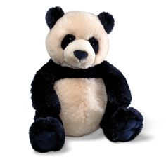 Zi Bo Personalised Panda £28.99 Father's Day Personalised Gift Ideas
