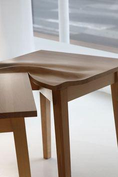 Jardin Tabouret//Table d/'appoint Kai Empilable Plastique Anthracite