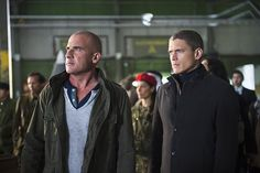Mick Rory aka Heatwave and Leonard Snart aka Captain Cold in Legends of Tomorrow  Embedded image permalink