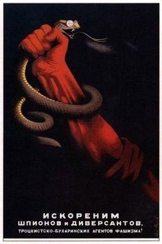 Soviet Union WW2 poster