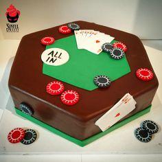 Poker Table #poker #cards #chips #gambling #LasVegas