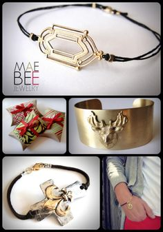 Best #bracelets for gifting from JewelryByMaeBee on #Etsy. #sfetsy www.jewelrybymaebee.etsy.com