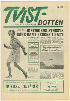 """Tvistdotten"", 17.mai-utgivelsen fra studentene ved Bergen Tekniske Skole/Bergen Ingeniørhøgskole/Høgskolen i Bergen"