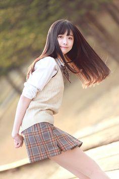 Pin on 女子高生スタイル School Girl Japan, Japan Girl, Beautiful Japanese Girl, Beautiful Asian Girls, Japanese Beauty, Cute Asian Girls, Cute Girls, Asian Cute, Poses Modelo