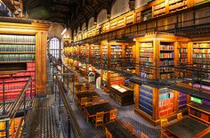 The Library of The Honourable Society of Lincoln's Inn in London, Great Britain Beautiful Library, Dream Library, Lincoln, Inns Of Court, St Johns College, Central University, University Life, World Library, College Library