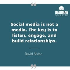 Marketing Quotes, Social Media Marketing, Digital Marketing, Lead Generation, Thinking Of You, Relationships, Campaign, Advertising, David