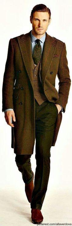 Classic tweed