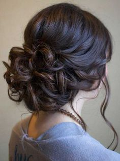 Low Hair Bun in Your Hairstyles