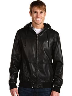 L-R-G - Core Collection Perf Faux Leather Jacket