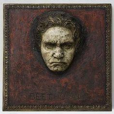 Franz von Stuck: Ludwig van Beethoven - Pictify - your social art network