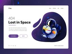 Inspiration : 29 exemples d'illustrations pour une page 404 Flat Web Design, Ui Ux Design, Page Design, Page 404, 404 Pages, Logos Retro, Adobe Illustrator, Lost In Space, Startup