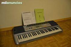 PIANO CASIO LK-110 - 100$ Rivas Vaciam