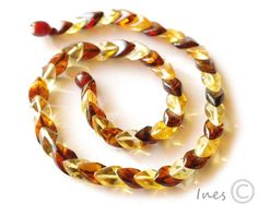 Unique Baltic Amber Baby Teething Necklace by BalticAmbers on Etsy, $33.00