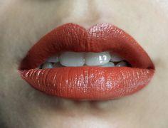 PYROMANIAC burnt orange lipstick by Insomnia by InsomniaCosmetics, $5.00