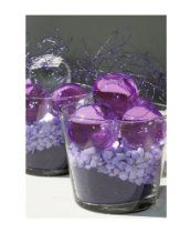 8 Ounce Bulk Package New Oversize Jumbo Water Storing Deco Balls - For Elegant Glimmering Centerpieces and Vase Filler (Co. Water Beads Centerpiece, Non Floral Centerpieces, Candle Arrangements, Centerpiece Decorations, Centerpiece Wedding, Floral Arrangements, Wedding Decor, Candle Making Supplies, Floral Supplies
