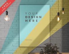 High-quality mockups are very important for designers to present their projects. This PSD Mockup template is a good solution for presenting your ideas and attracting new customers.
