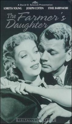 The Farmer's Daughter (1947)  A Great Movie!  A cup tea!  The pleasure of your company!