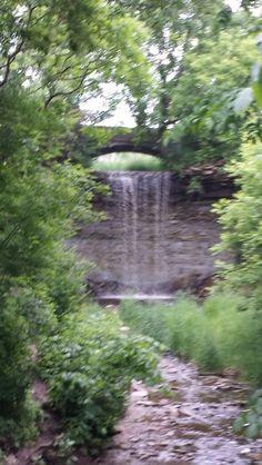 Wequiock Falls...