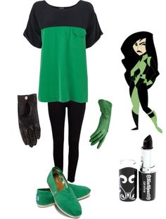 diy shego costume | casual costumes | Pinterest | Costumes ...