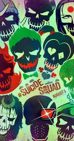Suicide Squad   Directed by David Ayer.  With Scott Eastwood, Margot Robbie, Will Smith, Ben Affleck. A secret government agency recruits imprisoned supervillains to execute dangerous black ops missions in exchange for clemency.