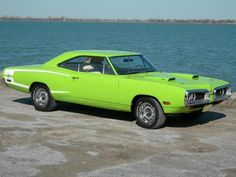 1969 Dodge Charger Super Bee | July & August 2008 - 1970 Dodge Super Bee