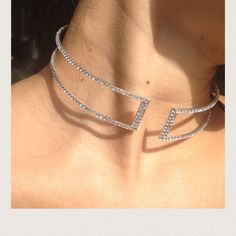 Necklace New without tag Jeweled elegant chocker necklace Accessories