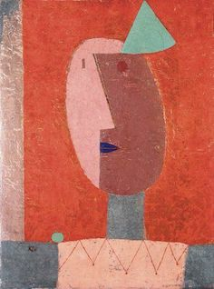 The artwork Clown, 133 (D - Paul Klee we deliver as art print on canvas, poster, plate or finest hand made paper. Paul Klee Art, Art Abstrait, Wassily Kandinsky, Famous Artists, Art Lessons, Painting Lessons, Fine Art America, America America, Modern Art