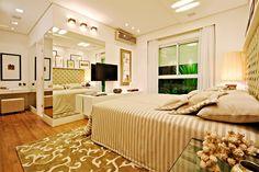 master suite / bedroom / home decor / bohrer arquitetura / interior design