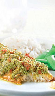 Filets de poisson à la provençale #recette #poisson #facile