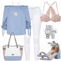 Babette Damen Outfit - Komplettes Freizeit Outfit günstig kaufen | FrauenOutfits.de