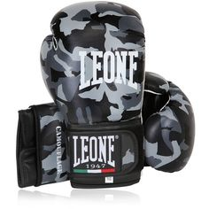 LEONE camo faux leather boxing gloves, Grey camo, Luisaviaroma - Weight: Closure with hook and loop fastener. Suitable for men or women Taekwondo Equipment, Mma Equipment, Training Equipment, Mma Gloves, Boxing Gloves, Boxing Punches, Mma Training, Mma Boxing, Kickboxing