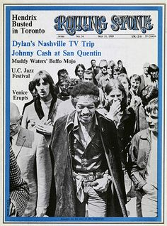 Go back to 1969 with Rolling Stone's Cover Wall. See every magazine cover from the year 1969 and get a glimpse of history.