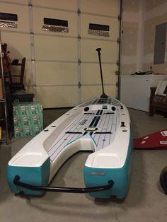 Small Fishing Boats, Sport Fishing Boats, Small Boats, Wooden Boat Building, Boat Building Plans, Boat Plans, Kayak Paddle, Canoe And Kayak, Kayak Fishing