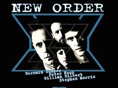 New Order Grupo Británico de New Wave & Synthpop, formado en 1980 por los miembros del disuelto grupo Joy Division. La versión temprana de New Order era fácilmente relacionable con el grupo anterior, pero enseguida encontraron un sonido característico, descrito como una fusión entre la Música Electrónica y el New Wave o Post-Punk. Miembros: Bernard Sumner, Stephen Morris, Gillian Gilbert, Peter Hook euro80s.net, luego se fusionaría con los PSB [Neil Tennant] pasando a llamarse ELECTRONIC